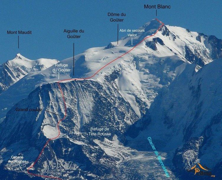 Yalnızca dağcılar ulaşabilir!