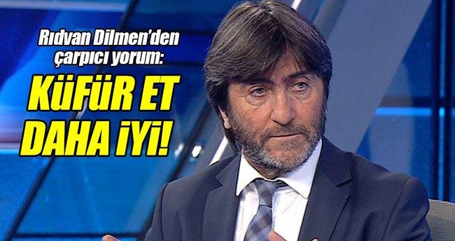 Rıdvan Dilmen Gençlerbirliği-Beşiktaş maçını yorumladı!