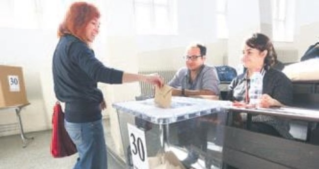 Ankara Barosu'nda seçim heyecanı