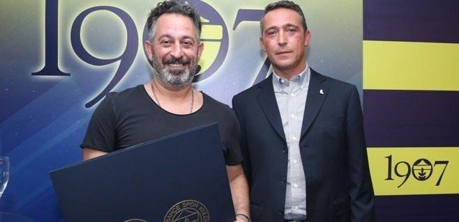 Cem Yılmaz'ın Fenerbahçe tutkusu