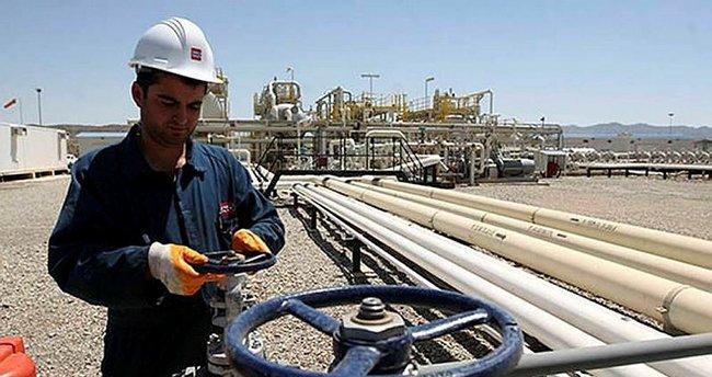 Kerkük'ten ham petrol sevkiyatı tekrar başladı