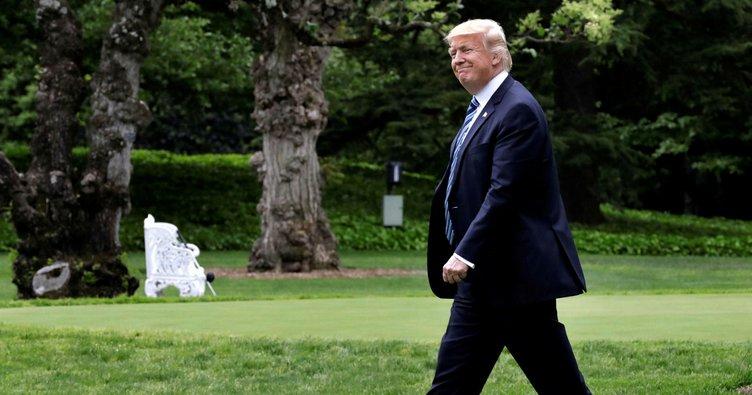 Trump'ın ilk yurt dışı ziyaretleri belli oldu