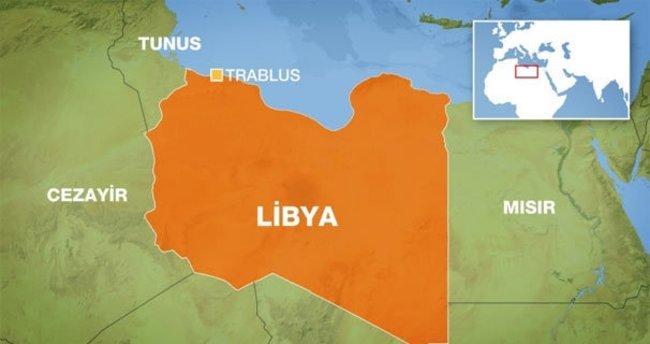 Libya'da yabancılar kaçırıldı