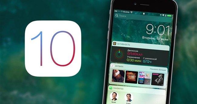 iOS 10'da Güvenlik Açığı Bulundu!