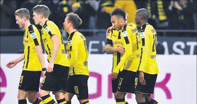 Dev maç Dortmund'un