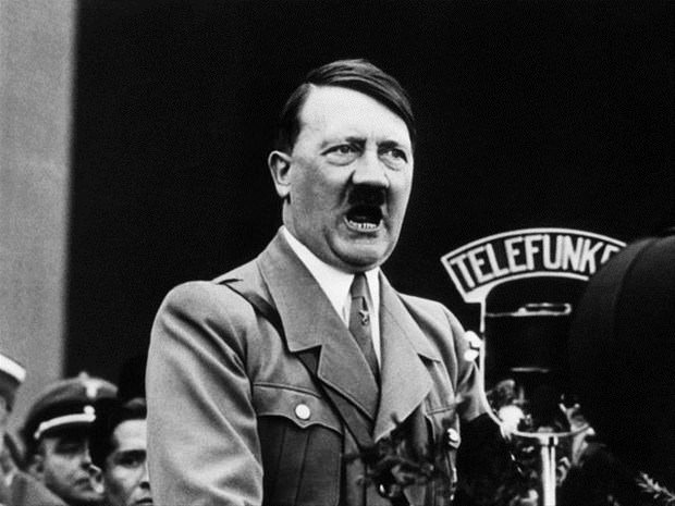İşte Hitler'in yasaklattığı fotoğrafı