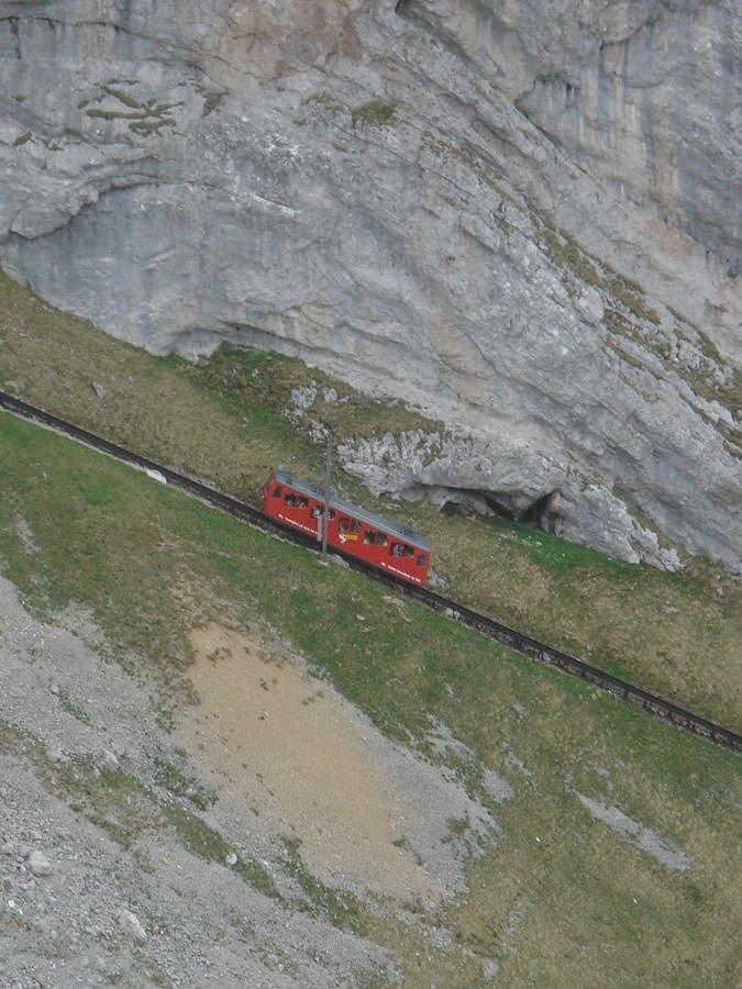 Yok böyle bir tren yolu