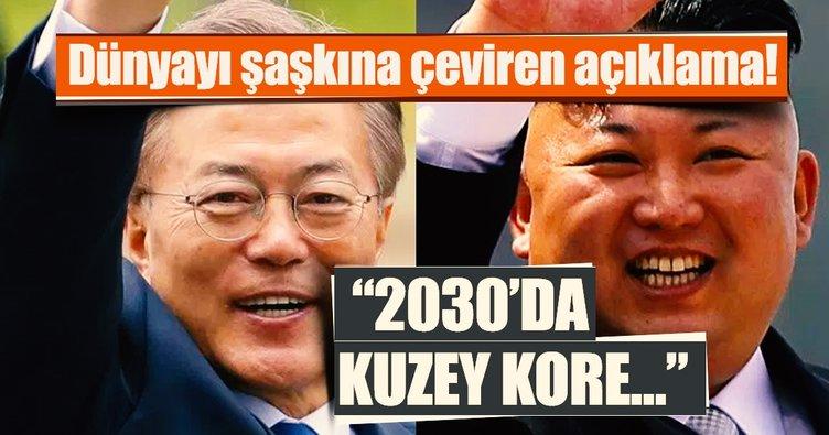 Güney Kore'den şaşırtan Kuzey Kore açıklaması