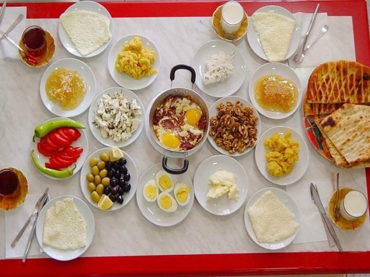 Ramazanda sağlıklı beslenme için 10 altın öneri