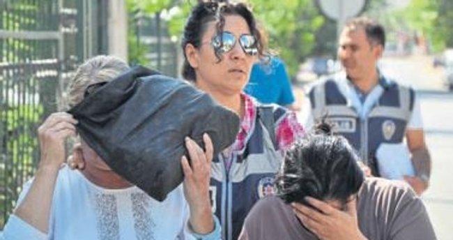 2 kadın hırsız bu kez yakalandı