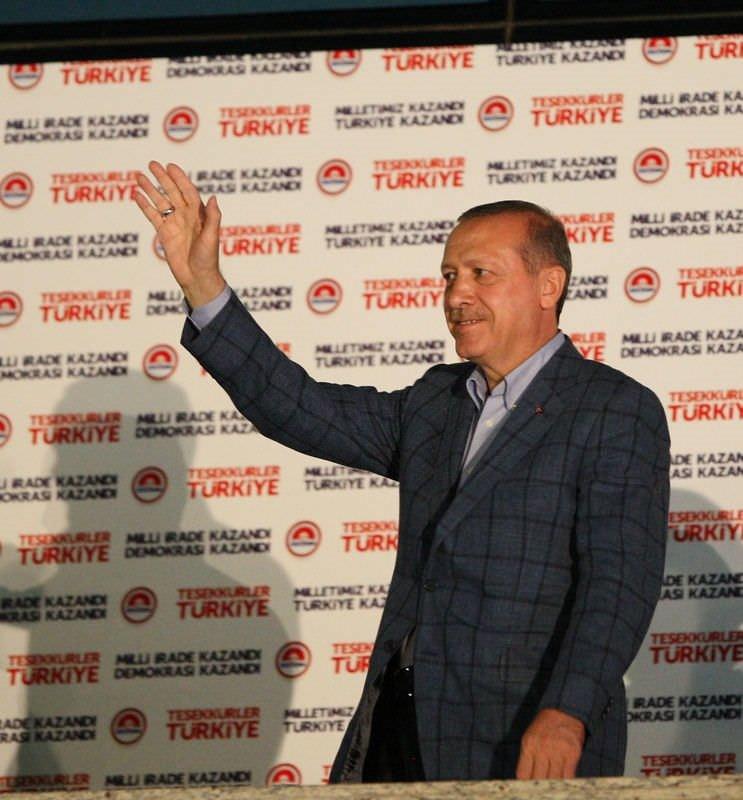 İş dünyasından Erdoğan'a tebrik mesajları