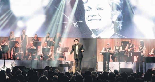 50'nci yılın son konseri