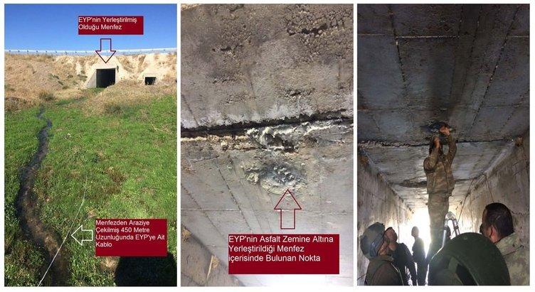 Diyarbakır-Silvan karayolunda 600 kiloluk eyp bulundu!