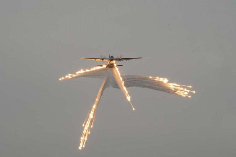 Barbaros'un uçan torunları