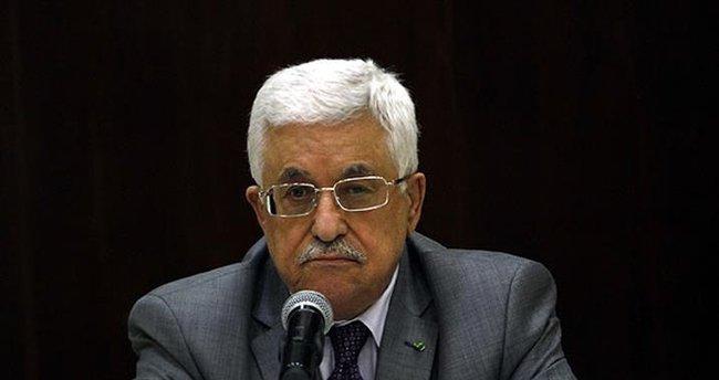 Filistin Devlet Başkanı Abbas, Moritanya'da