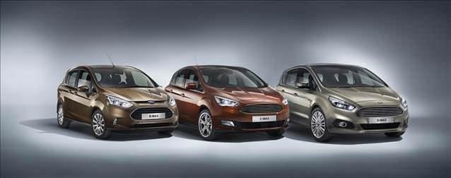 Ford'un C-MAX otomobili makyajlı olarak Türkiye'ye satışa sunuldu