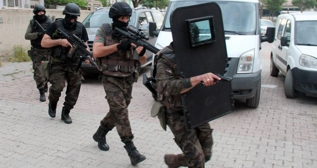 İstanbul'da DHKP-C operasyonu!