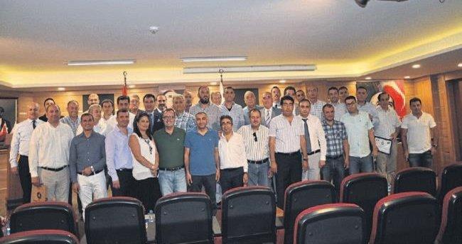 Tarsus TSO'dan fuar sertifikası
