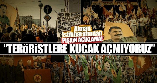 Almanya istihbarat servisi Berlin'in PKK'lıyı sakladığı iddiasını reddetti