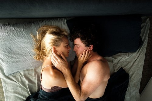 Yasak Aşk filminden kareler