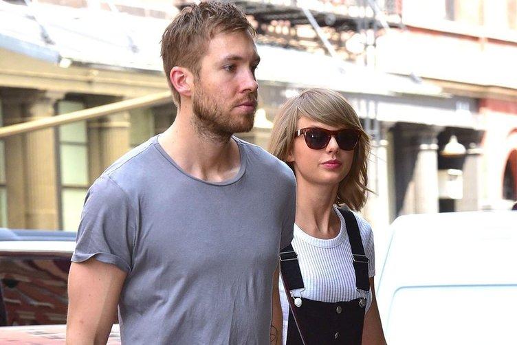 Taylor Swift - Calvin Harris aşkı sona erdi
