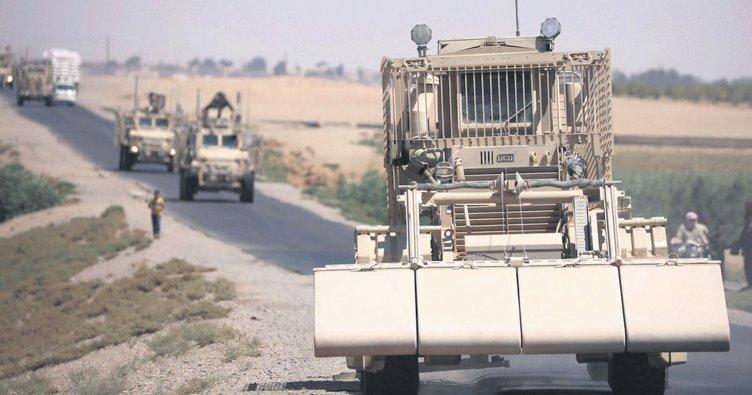 ABD'nin terör konvoyu