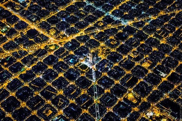 Mücevher güzelliğinde şehirler
