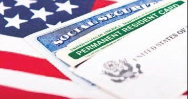 ABD 4 bin Türk'e yeşil kart verecek