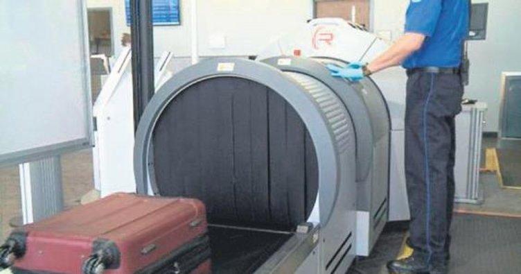 Havaalanına iki tomografi cihazı