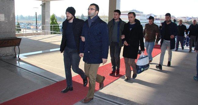 FETÖ'nün 5 'bürokrat abisi' gözaltına alındı!
