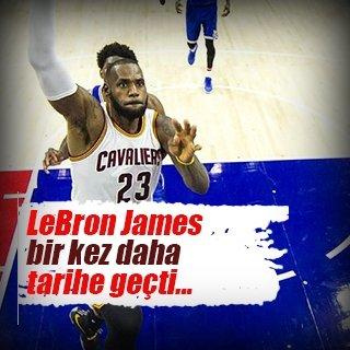LeBron James en skorer 10. oyuncu