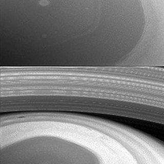 NASA Uzay Aracı Cassini ilk fotoğrafları yolladı