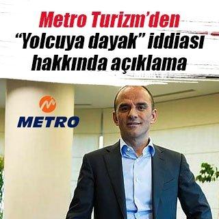 Metro Turizm'den
