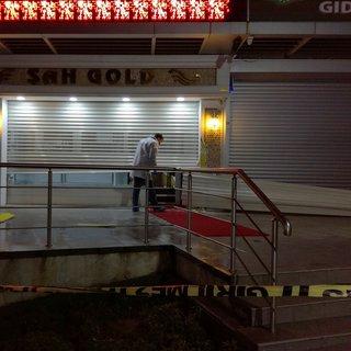 Başakşehir'de kuyumcu soygunu