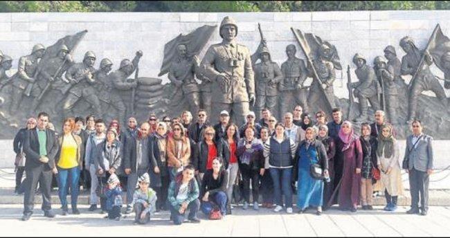 Konyalılar Derneği gezide
