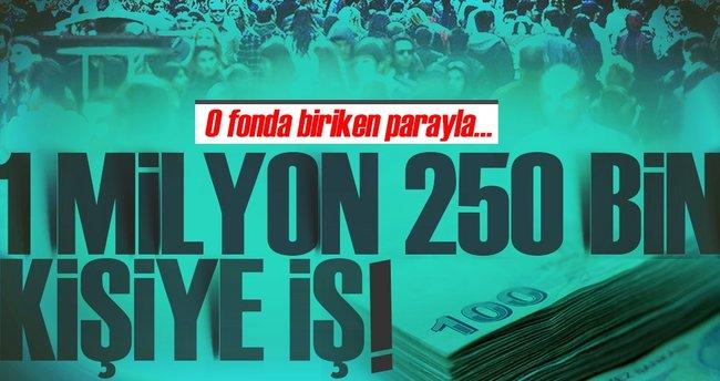 Bakan Müezzinoğlu açıkladı! 1 milyon 250 bin gence iş imkanı...