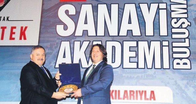 23 teknokent Kayseri'de buluştu