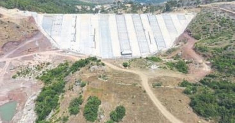 Barajlarla ülke ekonomisine katkı