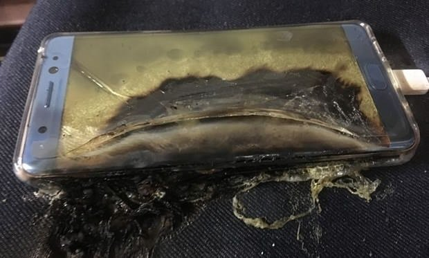 Galaxy Note 7'lerin üretimi durdu