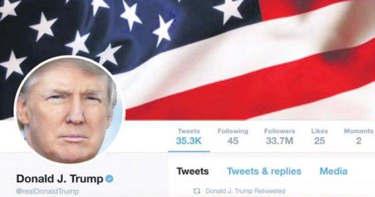 Trump'a Twitter takipçilerinden dava