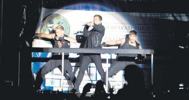 Ricky Martin Antalya'da