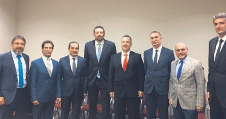 Türk Telekom'dan ziyaret
