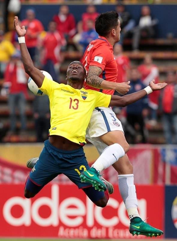 Enner Valencia'dan görülmemiş kurnazlık!
