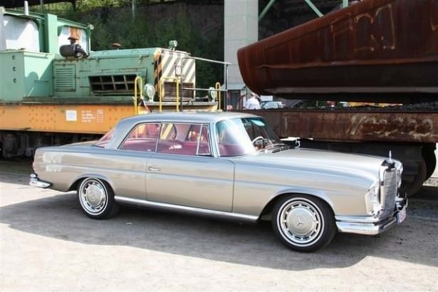 Hiç görmediğiniz Mercedes'ler
