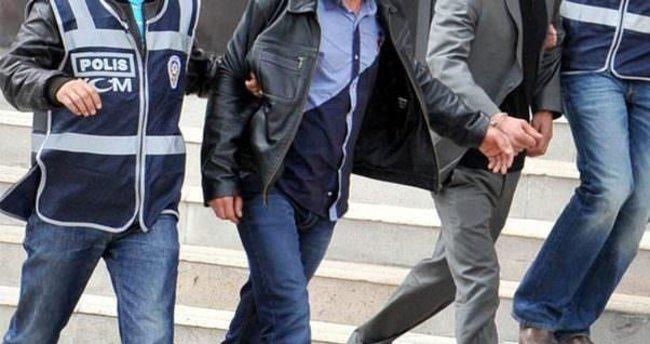 İzmir merkezli 12 ildeki FETÖ/PDY operasyonu