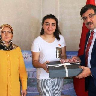 Meslek liseli Nuriye, tıp fakültesini kazandı