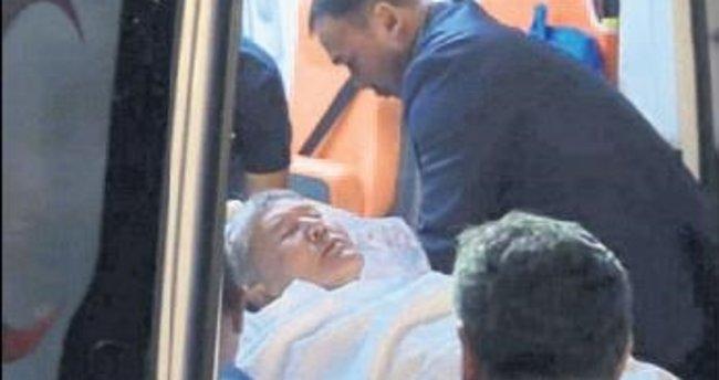 Atambayev Çeşme'de dinleniyor