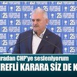 Başbakan Yıldırım konuşuyor - CANLI