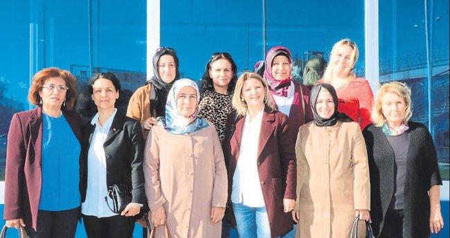Kadın girişimcilere eğitim