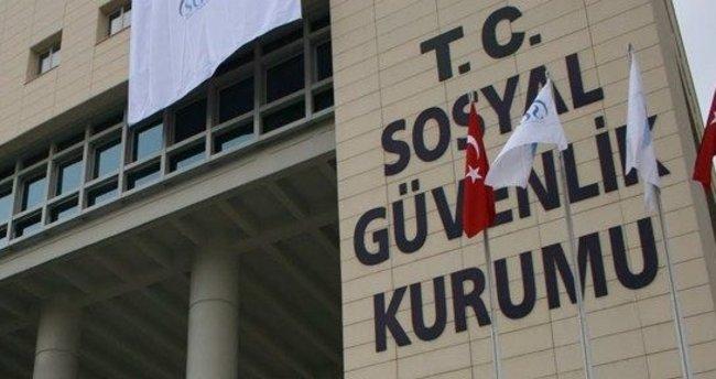 SGK'nın kasasına 22 milyar lira girecek